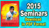 Link to Master Tse's Seminars 2015