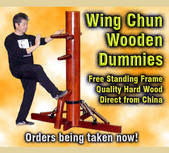link to Wing Chun Dummy info