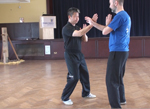 Icon Wing Chun Basic Footwork pt2