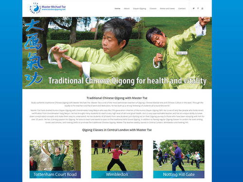 graphic link Master Tse Qigong website