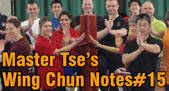 Icon Wing Chun Note 15