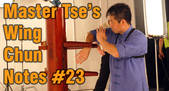 Icon Wing Chun Note 23