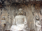 Staute of Buddha, Long Men Grotto